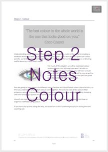 Download notes to Step 2