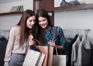 become a personal shopper