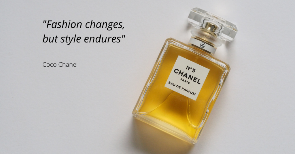 Chanel No5 image